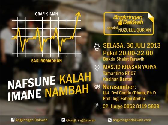 Poster Angkringan Dakwah 15